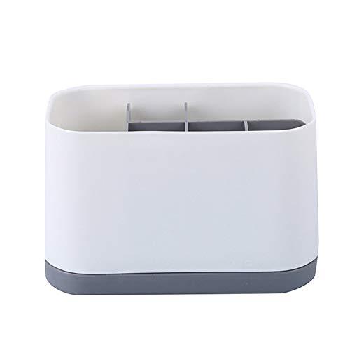 #N/A Zahnbürstenhalter - Badezimmer Caddy für Elektrische Zahnbürsten Badezimmer Organisator Badaccessoire