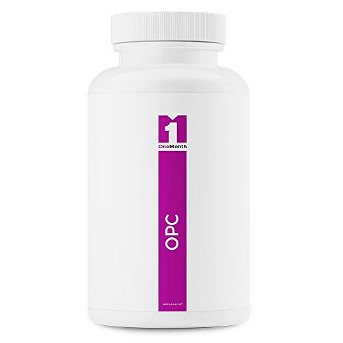 OPC KAPSELN | 90 vegane Kapseln - hochdosiert | praktische Monatspackung | Pharmaqualität nach ISO und GMP-Standard produziert