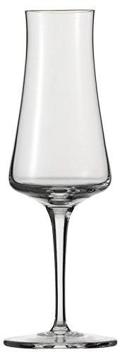 Schott Zwiesel FINE Glas, Kristallglas, farblos, 68 mm, 6