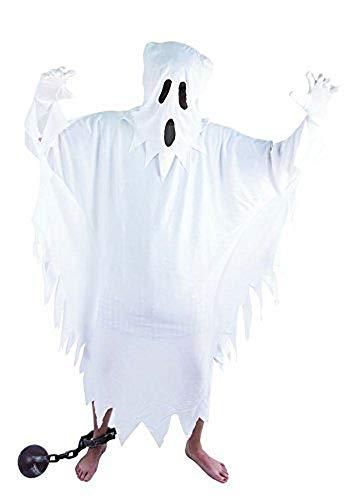 P 'tit Clown–91007–Kostüm Erwachsene Phantom–Einheitsgröße