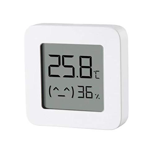 Xiaomi Mijia Bluetooth Temperatur Luftfeuchtigkeit 2 Drahtlos Smart Electric Digital Thermometer Sensor Bildschirm Smart Home Feuchtigkeitsmesser