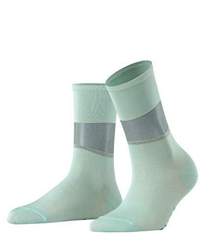 FALKE Sheer Elegance W So Chaussettes, Vert (Peppermint 7792), 35-38 (UK 2.5-5 Ι US 5-7.5) Femme