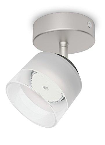 Philips 533301716 Fremont Luminaire d'Intérieur Spot LED Métal Chrome 4 W