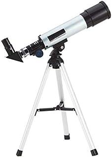 DZSF Professionellt astronomiskt teleskop med stativ utomhus monokulärt zoomteleskop räckvidd för att titta på måne stjärnor