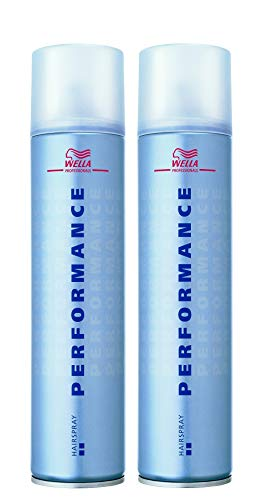 Wella 2 er Pack Wella Performance Extra Strong 500 ml