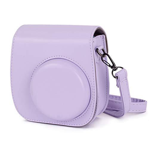 Kalda Kameratasche für Fujifilm Instax Mini 11, mit abnehmbarem Schultergurt und Fototasche