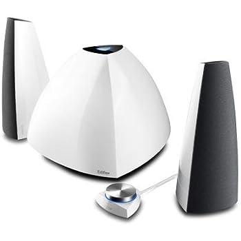 Edifier Prisma 2.1 Bluetooth Audio Speakers System - White