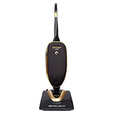 Soniclean SFC-7000 Soft Carpet Bagged Upright Vacuum