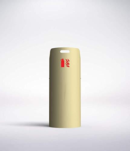 Caja Diseño Cintro, Armario Extintor 6L de Agua o Espuma, 6kg de Polvo, Extintor CO2 2kg
