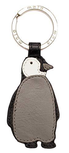 Ollie Pinguin Schlüsselanhänger aus Leder