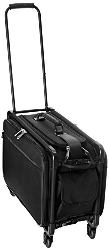 TUTTO 20 Inch Retulation Carry-On, Black, One Size -  TUTTO Luggage, 4020BCO