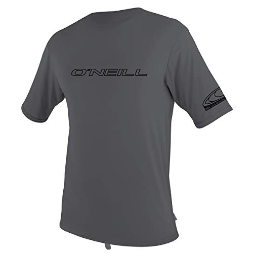 ONeill Basic Skins Rash T-shirt rook 3XL