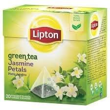 2Stück Lipton grün Tee mit Jasminblüten 20Teebeutel in jeder Box