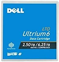 DELL LTO6 データカートリッジ 03W22T 10本セット