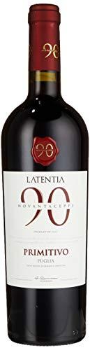 Novantaceppi Primitivo Puglia IGT Halbtrocken, 750 ml