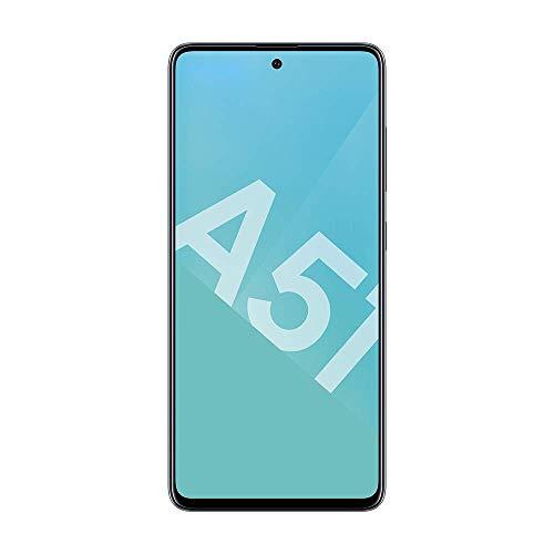 Samsung Galaxy A51 4G 128Go Noir + BON D'ACHAT AMAZON - Smartphone Portable débloqué - Compatible Réseau Français - Ecran: 6,5 pouces - Double Nano SIM - Android