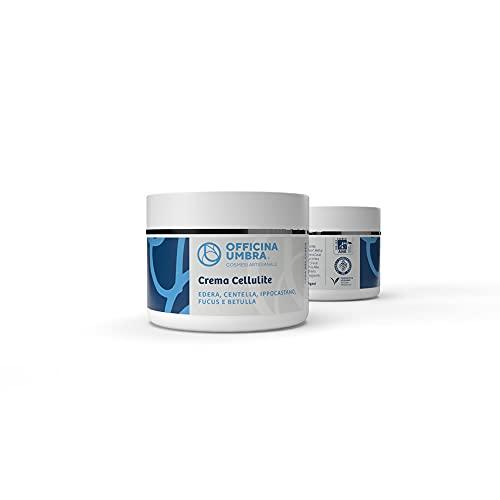 Crema anticelulítica ecológica 250 ml reafirmante adelgazante tonificante estimulante drenante - cuerpo, piernas - anticelulitis