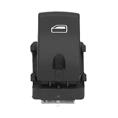 Interruptores De Botón Interruptor De Ventana Eléctrica, Botón De Control Único 4FD959855A, Repuesto para Audi A3 A6 S6 2004-2013