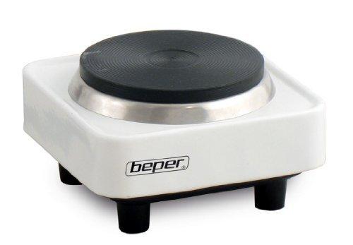 Beper - - placa eléctrica 1 fuego - 300 vatios - 8...