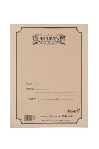 D'Addario B10S-48ST gebundenes Notenbuch