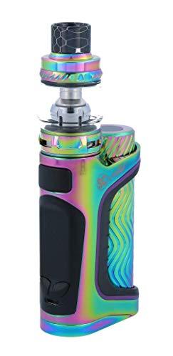 iStick Pico S 100 Watt (VW, TC, Bypass) mit Ello Vate Verdampfer (6,5ml) im E-Zigaretten von SC - Farbe: regenbogen
