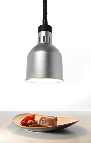 Hendi 273883 Lampada Termica Cilindrica Regolabile