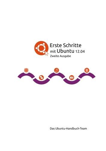 Erste Schritte mit Ubuntu 12.04