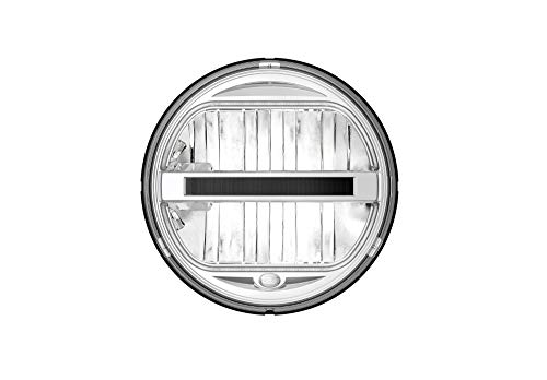 HELLA 1F8 241 429-011 Scheinwerfereinsatz Luminator/Rallye 3003 - LED - 12V/24V - rund - Ref. 50 - glasklare Streuscheibe - Einbau - Kabel: 800mm