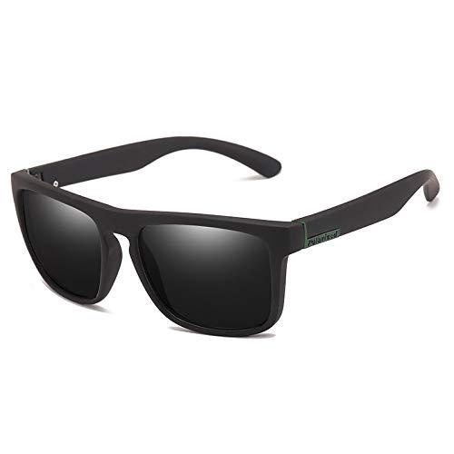 ghn Gafas de sol polarizadas para hombre y mujer, gafas de pesca, gafas de sol, camping, senderismo, conducción, gafas de sol deportivas, gafas de sol simples para pesca de montañismo (color: 6)