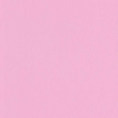 Tapete einfarbig Tapete uni Pink Rosa Papiertapete Pink Rosa 898111 | Online Tapeten entdecken
