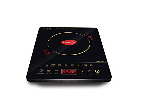 Pigeon By Stovekraft Acer Plus Induction Cooktop 1800 W (Feather Touch)