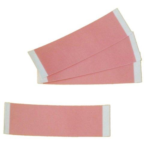 Red Liner Sensi de Tak Tape pour cheveux Extensions & deux bandes adhésives 18 pièces