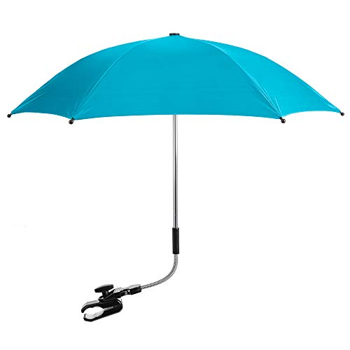 Baby Parasol Compatible with Joie Nitro Light Blue