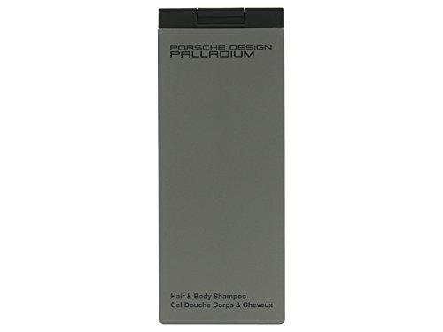 Porsche Design Palladium homme/men, Hair und Body Shampoo, 1er Pack (1 x 200 ml)