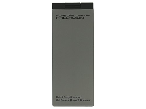 Porsche Design Palladium homme/men, Hair und Body Shampoo, 1er Pack (1 x 200 ml)