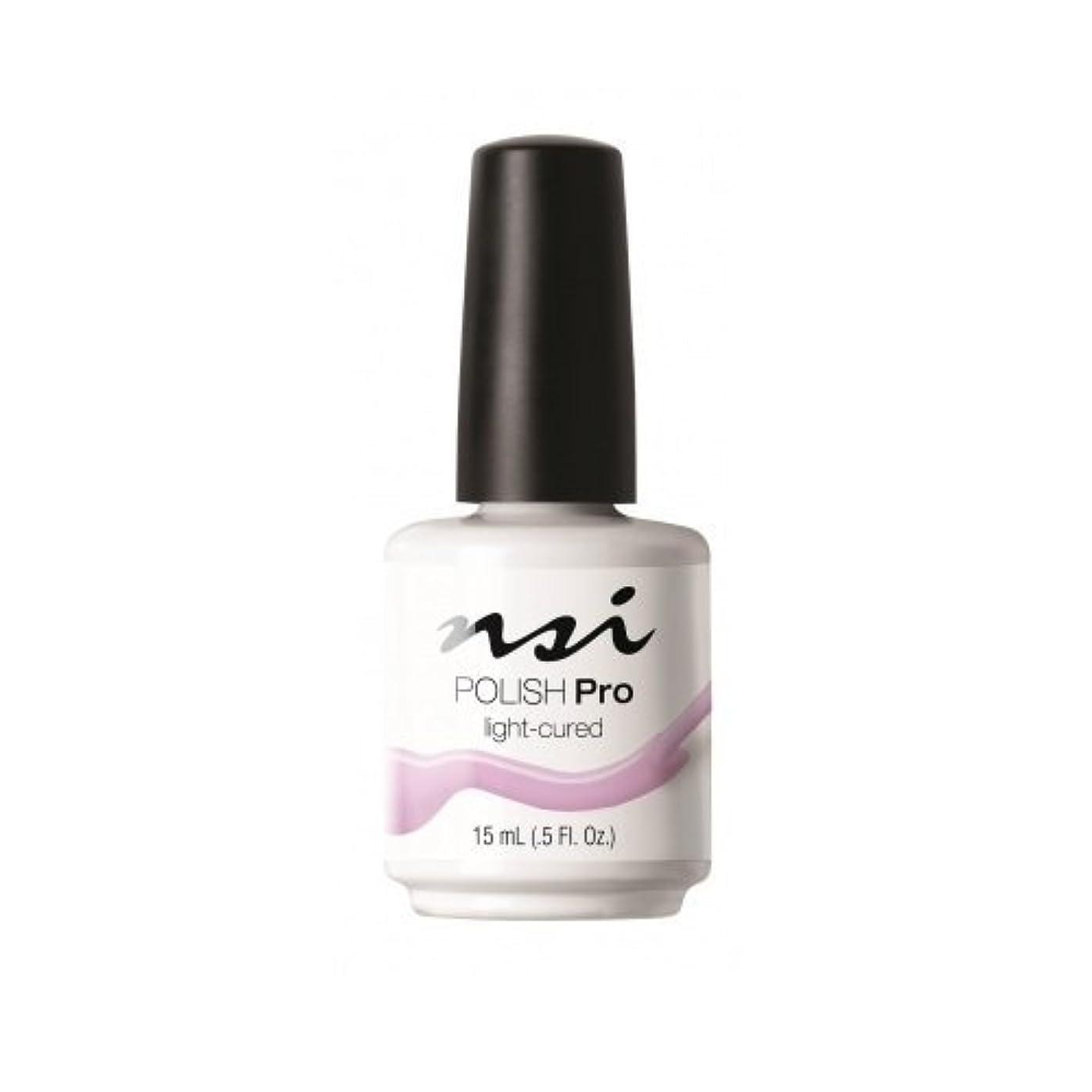 キノコ医療の版NSI Polish Pro Gel Polish - Calming Lavender - 0.5oz / 15ml