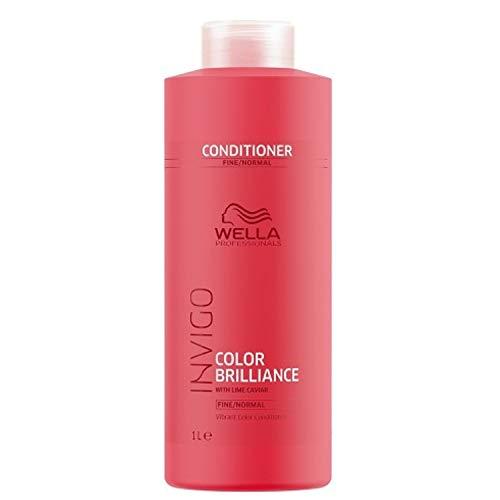 Wella Professionals Invigo Color Brilliance Vibrant Color Conditioner Fine/Normal, 1000 ml