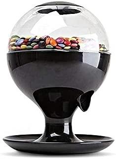 QGT Kitchen Appliances Vintage Wedding Candy Dispenser Automatic Sensor ABS Mini Gumball Candy Machine