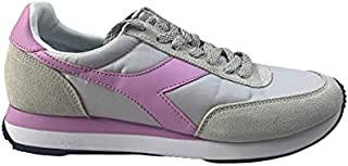 Diadora Womens Heritage Koala Casual Walking Sneakers Shoes White Sand 9