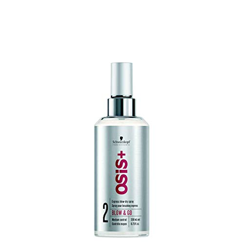 Schwarzkopf OSiS Blow und Go Smooth Sleek, 1er Pack, (1x 200 ml)