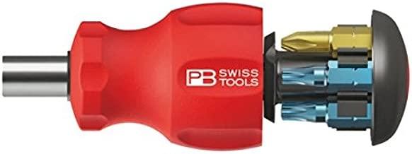 PB Swiss Tools PB-8453 Insider Stubby - SwissGrip 1/4