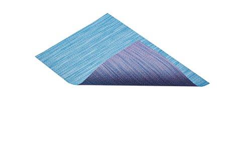 Kitchencraft Mantel Individual, Tela, Azul, 4.5x30x3 cm