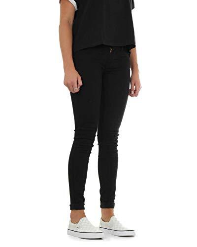 Levi'S Innovation Super Skinny Vaqueros, Negro (Black Galaxy 0039), W24/L32 (Talla Del Fabricante: 24 32) Para Mujer