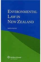 Environmental Law in New Zealand