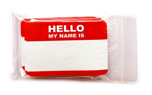 HELLO My Name is... Pegatinas