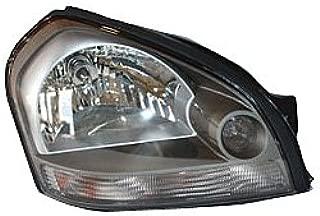 TYC 20-6611-00 Hyundai Tucson Passenger Side Headlight Assembly