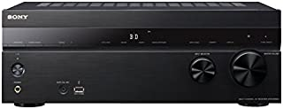 Sony STR-DN840 7.2 Channel 1050-Watt A/V Receiver (Black)
