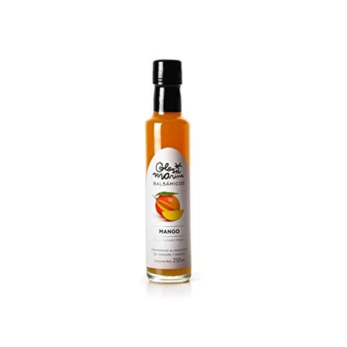 GLOSA MARINA Crema Balsámica de Mango - Balsamico Gourmet Essig Creme Mango (1 x 250ml)