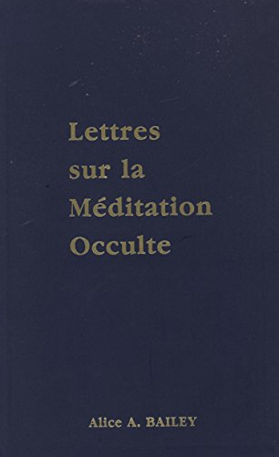 Letters op occult Meditation