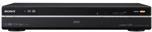 Sony RDR-HXD990 DVD Recorder/Player Grabador de DVD Negro - Reproductores de CD/BLU-Ray (10-bit/108MHz, DIVX, MP3, Negro, 430 mm, 288 mm)